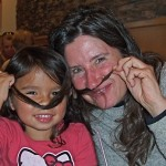 This year's 9/11 birthday is going to be more carefree. The author with her niece, Madeline.