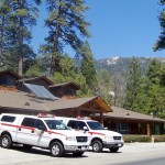 Idyllwild Fire Department is inspecting homes with abatement issues right now