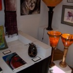 Artisans Gallery featured the work of more than 80 local and regional artists