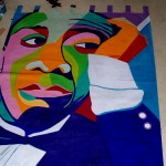 """Louis Armstrong is part of the """"Jazz in the Pines"""" banner series"""