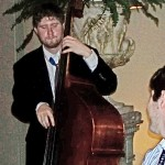 Casey performing as part of an Idyllwild Arts jazz trio at the LA Club