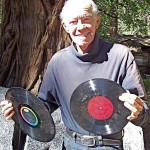 Charles has been collecting classical records since 1946. He has about 45,000 now.