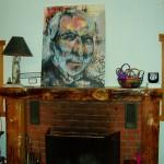 Robert Towne portrait by Caleigh Thompson Birrell