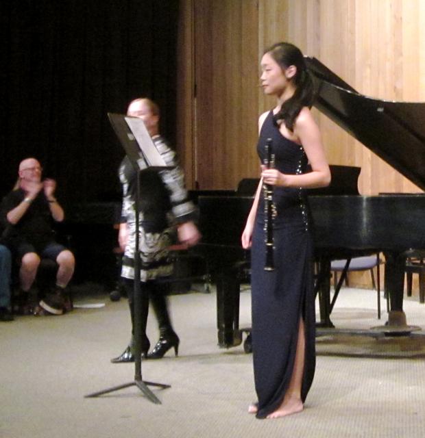 2nd Annual Student Oboe & Clarinet Recital | Idyllwild Me