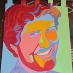 Casey Abrams latest album will be released Tuesday. Banner art by Marcia E. Gawecki, Idyllwild