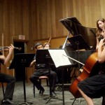 """This quintet, which included a 14-year-old prodigy, played Shuber's """"The Trout"""""""