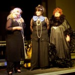 "Cole Divas Phyllis, Linda & Lisa sing, ""In the Still of the Night"""