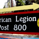 Many women I've met at the Legion in Idyllwild pack guns