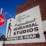 The audition was held at the Debbie Reynolds Dance Studio in N. Hollywood