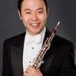 Liang Wang, principal oboist for the NY Philharmonic, is an Idyllwild Arts alum. Courtesy photo.
