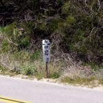 Mile Marker 52/83 pinpoints the exact dump location