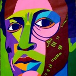 Miles Davis image by Marcia E. Gawecki, Idyllwild