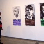 "Juwan Lockett looks at ""Aging Tragedy"" paintings by Haley Kuhlmann"