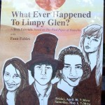 Luna Enriquez played a town kid and illustrated the playbill & poster