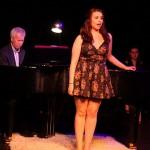 Paulina singing at another event. Photo courtesy Idyllwild Arts.