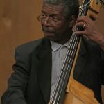 Marshall Hawkins gives his jazz students real world experiences. Courtesy photo Idyllwild Arts.