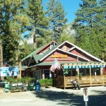 "Music students ""sing for their supper"" at the Mile High Cafe in Idyllwild"