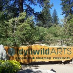 Dick attended a recent musical at Idyllwild Arts