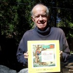 """Idyllwild resident Charles Schlacks, Jr. shows his rare album of """"Peter and the Wolf"""""""