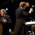 There was perfect synchonicity between Shearer's narrating & Askim's orchestra