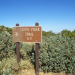 The pullout near the South Fork Trail has been an attractive spot for drug activity