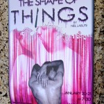 'The Shape of Things' poster, with its blood stains and nudity, made this midwesterner nervous