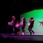 'Lotus' was a hip-hop piece by guest choreographer Brandon Aiken