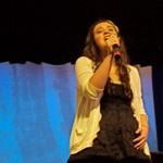 Savannah sings a love song