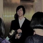 Timmy Yu beams as Spotlight Winner 2009