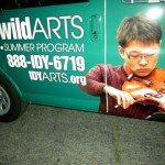 In an instant, people can see what students like Alex do at Idyllwild Arts