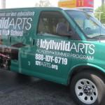 Idyllwild Arts paints its wagon