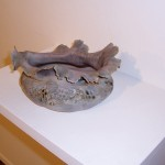 """Untitled"" ceramic by Anna looked organic"