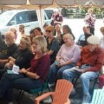 Many in the Idyllwild audience are writers, editors, authors and business owners
