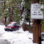 surprise snowplow sign
