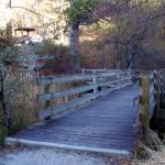 wooden bridge LF